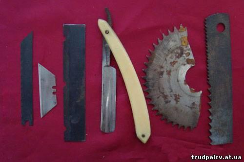 Как самому сделать нож или ложку